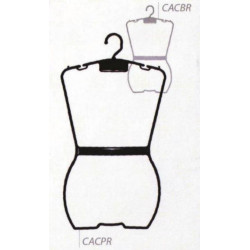 CACBR- Cabide adulto collant branco vt