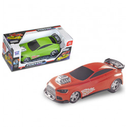 610- Carrinho power collection zuca toys