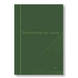3524- Movimento do caixa 1-4 cart.50x2 un